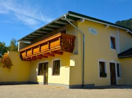 Pension Milan, Zell am See