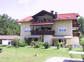Appartements Habich, Krumpendorf am Wörthersee