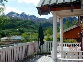 Two-Bedroom Holiday home in Bodø 2, Festvåg