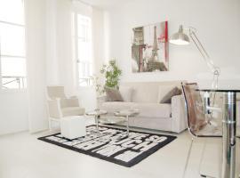 Apartment Rue Saint-Honoré