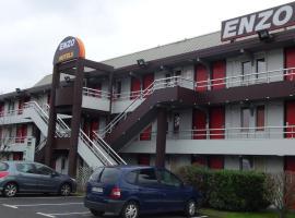 Enzo Hôtels (ex Première classe Roissy - Goussainville), 구시앙빌
