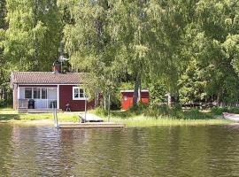 One-Bedroom Holiday home in Lönashult, Finnanäs