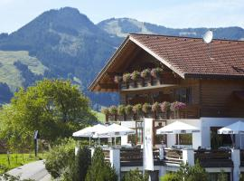 Hotel Oberdorfer Stuben, Obermaiselstein