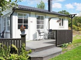 Two-Bedroom Holiday home in Bräkne-Hoby, Garnanäs