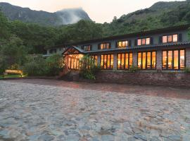 Belmond Sanctuary Lodge, Machu Picchu