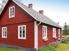 Two-Bedroom Holiday home in Ljungbyhed 2, Ljungbyhed