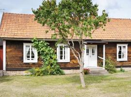 Two-Bedroom Holiday home in Byxelkrok 2, Byxelkrok