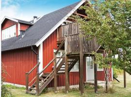 One-Bedroom Holiday home in Byxelkrok 2, Byxelkrok