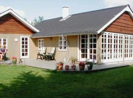 Three-Bedroom Holiday home in Toftlund 1