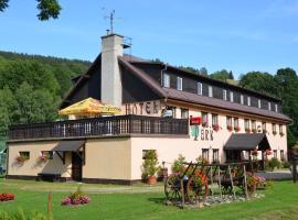 Park Hotel, Horní Domašov