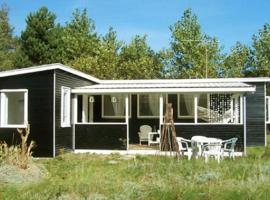 Two-Bedroom Holiday home in Sjællands Odde 1, Yderby