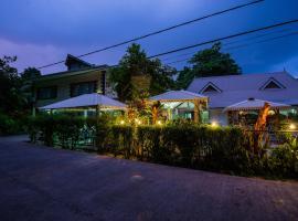 Zerof Guest House, La Digue
