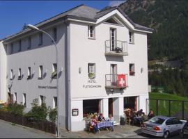 Hotel Fletschhorn, Simplon Dorf