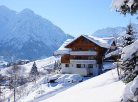 Gästehaus am Berg, Hirschegg