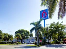 Motel 6 Lantana, Lantana