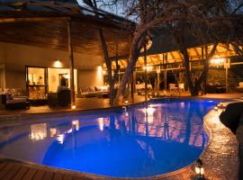 Moditlo River Lodge, Hoedspruit