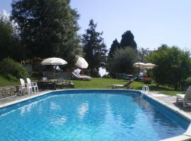 Villa Ortensia, Sarzana