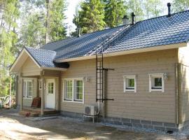Villa Aurinkoranta, Enonkoski