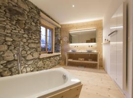 Relais & Châteaux IN LAIN Hotel Cadonau, Brail