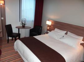 Touvotel Brit Hotel Citotel Dieppe, Dieppe