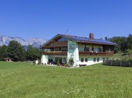Ferienwohnungen Gästehaus Lärcheck, Berchtesgaden