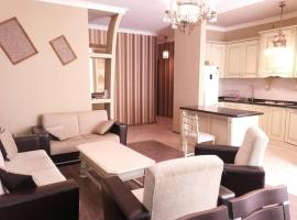 Apartment on Parnavaz Mepe, Batumi