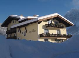 Gästehaus Alpenblick, 레르모스