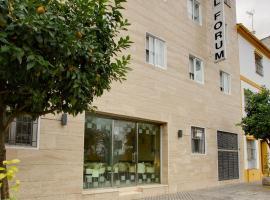 Hostal Forum, Villa del Río