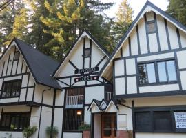 Rio Nido Lodge- Adults Only Bed and Breakfast, Guerneville