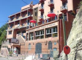 Hôtel Evasion, Asgaour