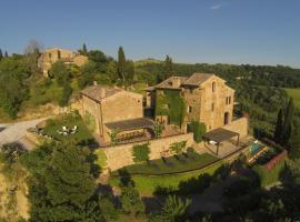 Villa Il Santo, Barberino di Val d'Elsa