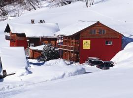 Haus Anna Apartments, Langen am Arlberg