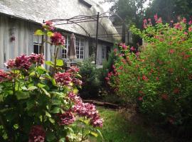 La Pouchineye, Drosay