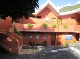 Hosteria Llanovientos, Baños