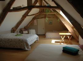 Chambre d'Hôte La Maison du Mesnil, Saint-Hilaire-Petitville
