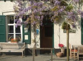 Hotel In't Boldershof, Deurle