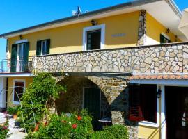 Villa Alberto, Castellabate