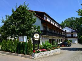 Hotel am Buchwald, اسلنغن