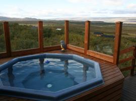 Sólbakki Holiday Home, Úlfsstaðir