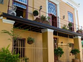 Dutch Manor Antique Hotel, Cape Town