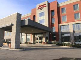 Hampton Inn & Suites Airdrie, Airdrie