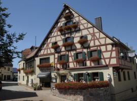 Gasthof Zur Krone, Mitteleschenbach