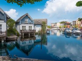 Precise Resort Marina Wolfsbruch – Ferienhäuser & Ferienwohnungen, Kleinzerlang