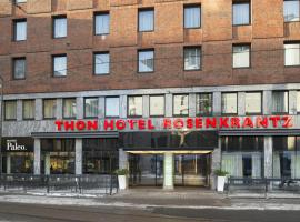 Thon Hotel Rosenkrantz Oslo, Oslo