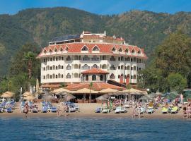 Fortuna Beach Hotel, Icmeler