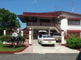 Casa Gerardus, Paramaribo