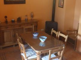 Casa Rural Los Abuelos, Maro