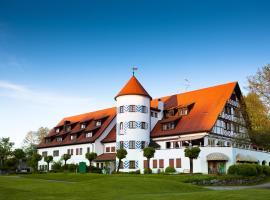 Golfhotel Bodensee, Weißensberg