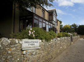 Tregondale Manor Farm, Liskeard