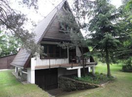 Myśliwska Lodge, Rybakowo